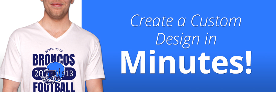 create in minutes